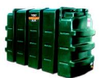 Standard Single Skin Oil Tank Carbery from Gordon Halnon Oils Gorey